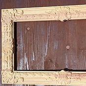 Для дома и интерьера handmade. Livemaster - original item frame for a mirror. Handmade.