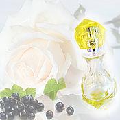 Чёрная смородина & Белая роза.Эксклюзивные духи ручной работы