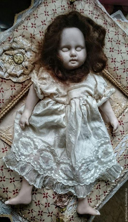 Куклы и игрушки ручной работы. Ярмарка Мастеров - ручная работа. Купить Набор  кукольный для творчества. Handmade. Бежевый, голова