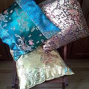 Для дома и интерьера ручной работы. Ярмарка Мастеров - ручная работа Декоративные подушки. Handmade.