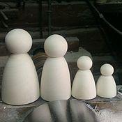 Матрешки ручной работы. Ярмарка Мастеров - ручная работа Куклы-семья. Handmade.