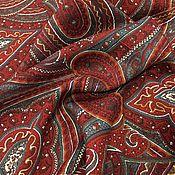 Ткани ручной работы. Ярмарка Мастеров - ручная работа Плательная шелк с хлопком В двух расцветках. Handmade.