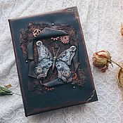Канцелярские товары handmade. Livemaster - original item A notebook series