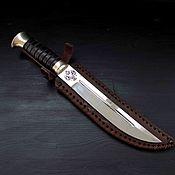 Сувениры и подарки handmade. Livemaster - original item Cossack Plastun Knife. Handmade.