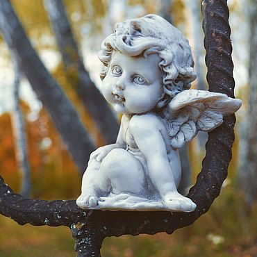 Картины и панно ручной работы. Ярмарка Мастеров - ручная работа Ангел. Handmade.