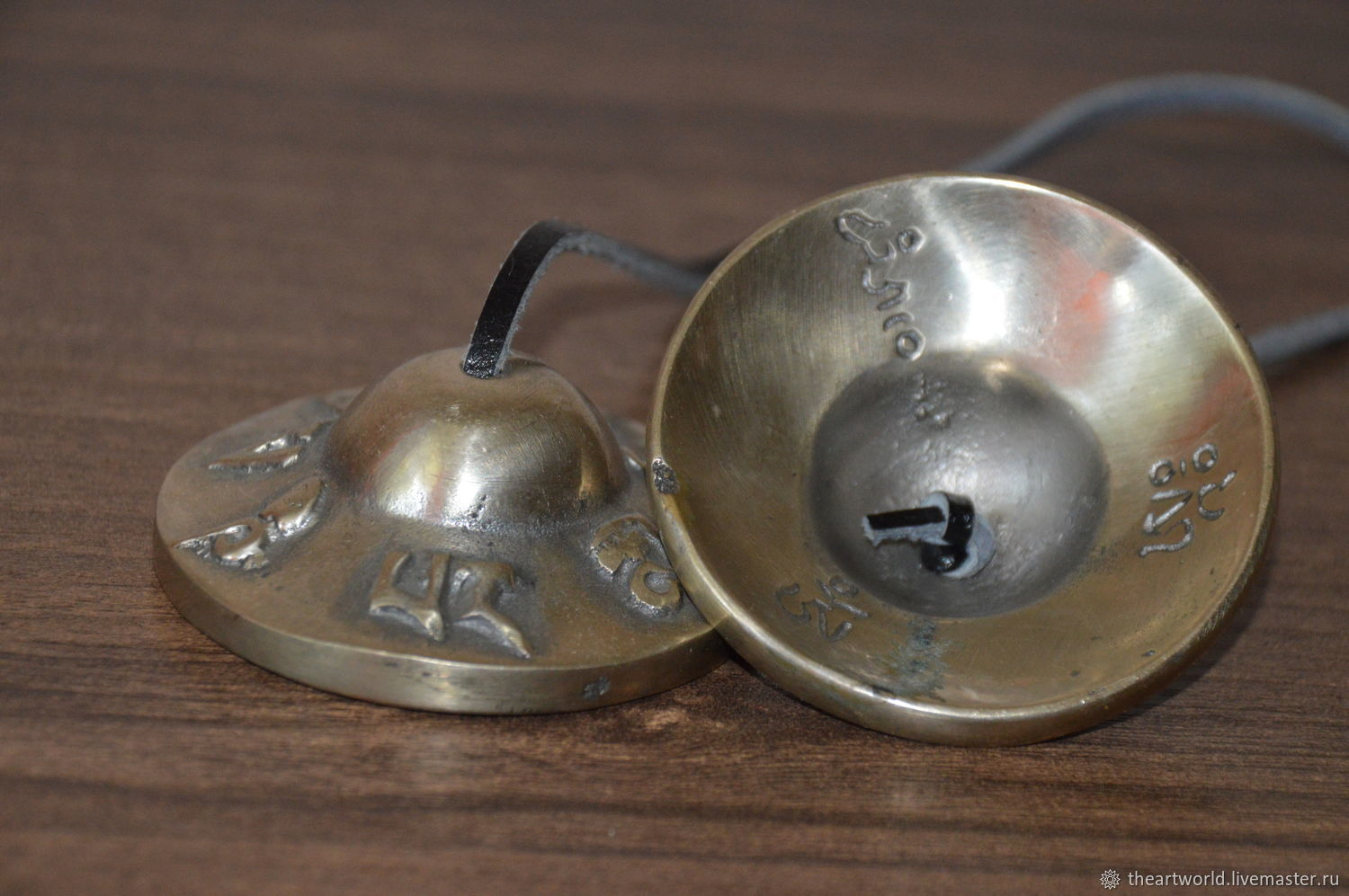 Copy of Copy of Copy of Singing bowl 15cm Tibet, Instruments, Moscow,  Фото №1