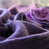 Аксессуары handmade. Livemaster - original item Knitted Snood. Handmade.