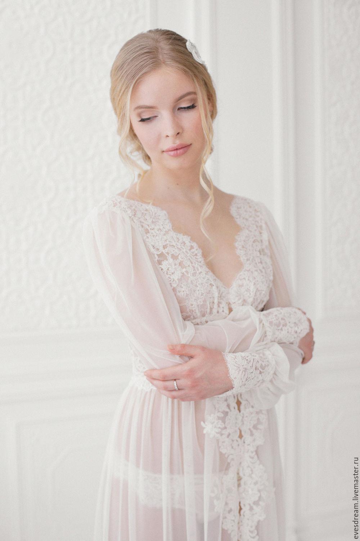 Будуарное платье невесты своими руками мастер класс 58