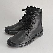 Обувь ручной работы. Ярмарка Мастеров - ручная работа Ботинки Риггер. Handmade.