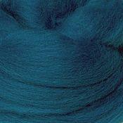 Материалы для творчества handmade. Livemaster - original item Merino 18 micron. Bay. 50 gr.. Handmade.