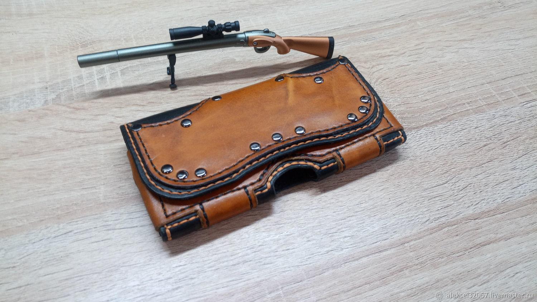 Holster case for smartphone-phone, Case, Smolensk,  Фото №1