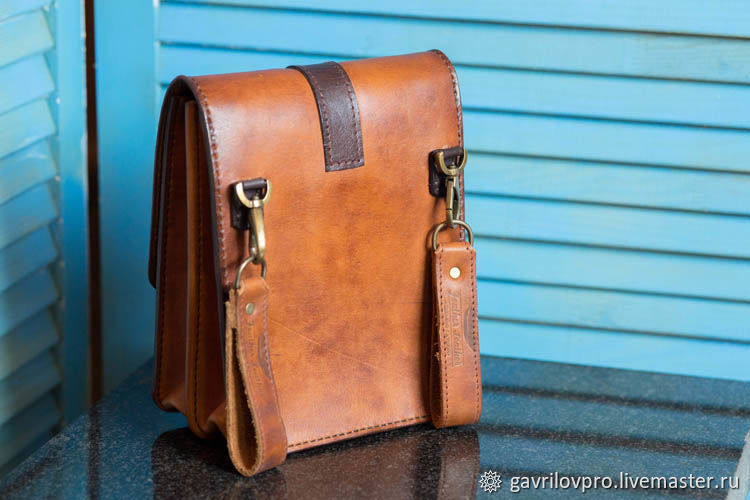 ad697a3f1889 Мужские сумки ручной работы. Сумка кожаная мужская. Мастерская кожаных  изделий. Интернет-магазин ...
