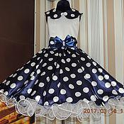 """Одежда ручной работы. Ярмарка Мастеров - ручная работа Платье в стиле """"Стиляги"""". Handmade."""