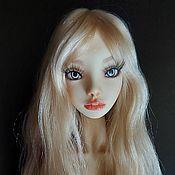 Куклы и игрушки handmade. Livemaster - original item Winter Articulated Doll. Handmade.