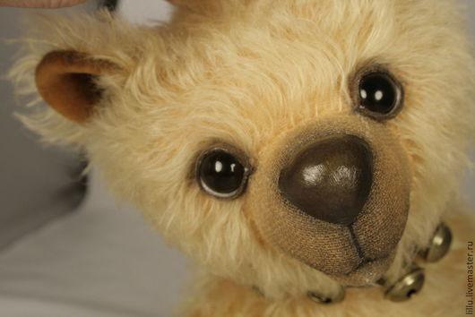 Мишки Тедди ручной работы. Ярмарка Мастеров - ручная работа. Купить Би. Handmade. Желтый, авторская ручная работа