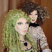 Куклы и игрушки handmade. Livemaster - original item Dolls in historical costume. Handmade.