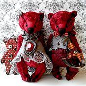 Мягкие игрушки ручной работы. Ярмарка Мастеров - ручная работа Софи и Фьери. Handmade.