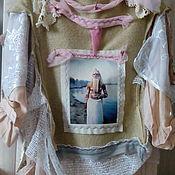 Одежда ручной работы. Ярмарка Мастеров - ручная работа бохо-кофта ЗИМОЙ МНЕ ТОЖЕ ЖАРКО...сумочка в подарок. Handmade.