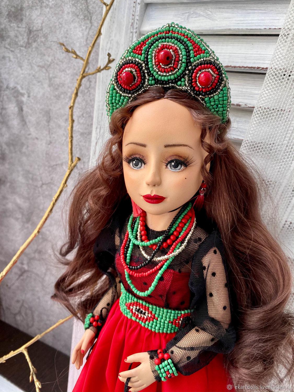 Велена, Шарнирная кукла, Санкт-Петербург,  Фото №1