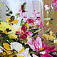 Order Oil painting Bouquet. Zabaikalie. Livemaster. . Pictures Фото №3
