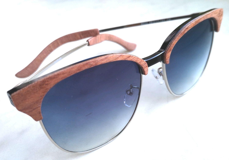 """Очки ручной работы. Ярмарка Мастеров - ручная работа. Купить Солнцезащитные очки """"клабмастер"""". Handmade. Деревянные очки, очки из дерева"""