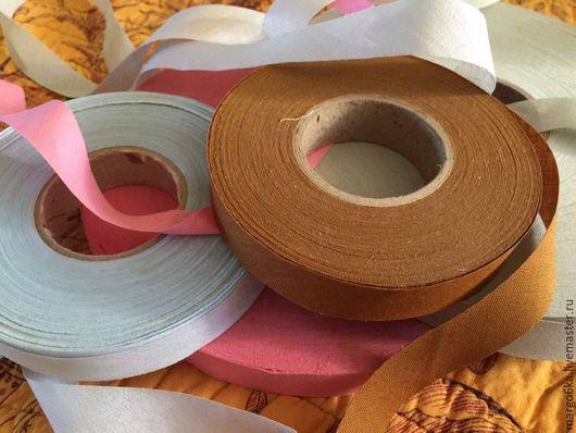 Винтажная одежда и аксессуары. Ярмарка Мастеров - ручная работа. Купить Косая бейка. Handmade. Комбинированный, тесьма для шитья, тесьма для игрушек