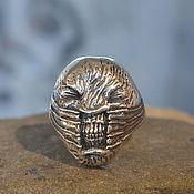 Украшения handmade. Livemaster - original item Chatterer ring. Handmade.