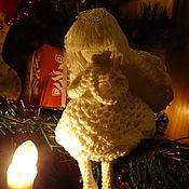 """Куклы и игрушки ручной работы. Ярмарка Мастеров - ручная работа Игрушка """"Ангел"""". Handmade."""
