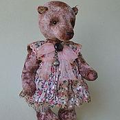 Куклы и игрушки ручной работы. Ярмарка Мастеров - ручная работа Мишка тедди Дашенька. Handmade.