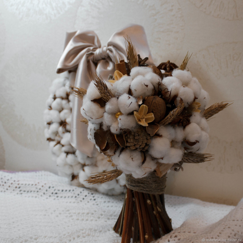 Зимний букет, Букеты, Самара,  Фото №1