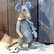 Куклы и игрушки handmade. Livemaster - original item Rott., ratty Teddy.. Handmade.