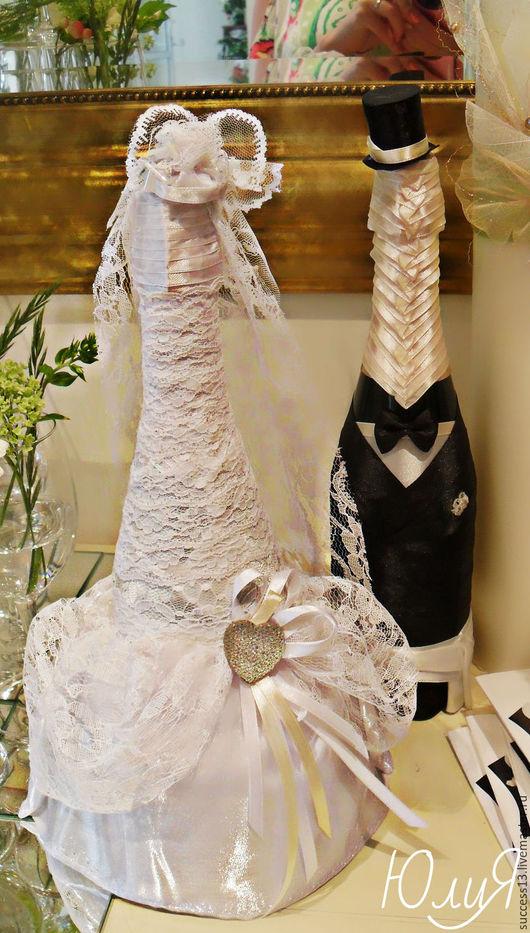 Свадебные аксессуары ручной работы. Ярмарка Мастеров - ручная работа. Купить Свадебные акссесуары,Свадебный декор. Handmade. Комбинированный