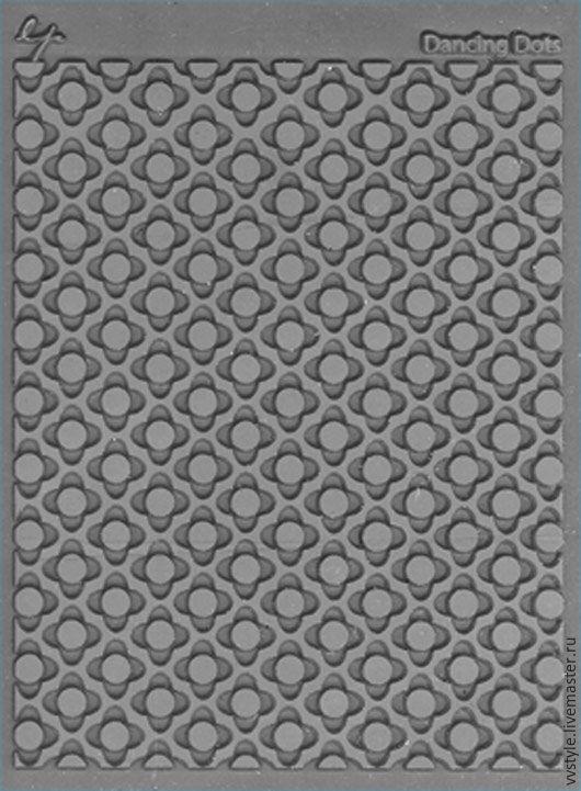Другие виды рукоделия ручной работы. Ярмарка Мастеров - ручная работа. Купить Текстура Танцующие точечки (Dancing Dots) от Лизы Павелки (05172). Handmade.
