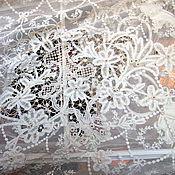 """Винтаж ручной работы. Ярмарка Мастеров - ручная работа кружевное покрывало""""Франсе"""". Handmade."""