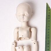 """Материалы для творчества ручной работы. Ярмарка Мастеров - ручная работа Набор для создания куклы №1 """"Игровая кукла"""". Handmade."""