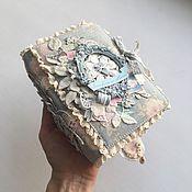 Блокноты ручной работы. Ярмарка Мастеров - ручная работа Блокнот ручной работы «Ателье». Handmade.