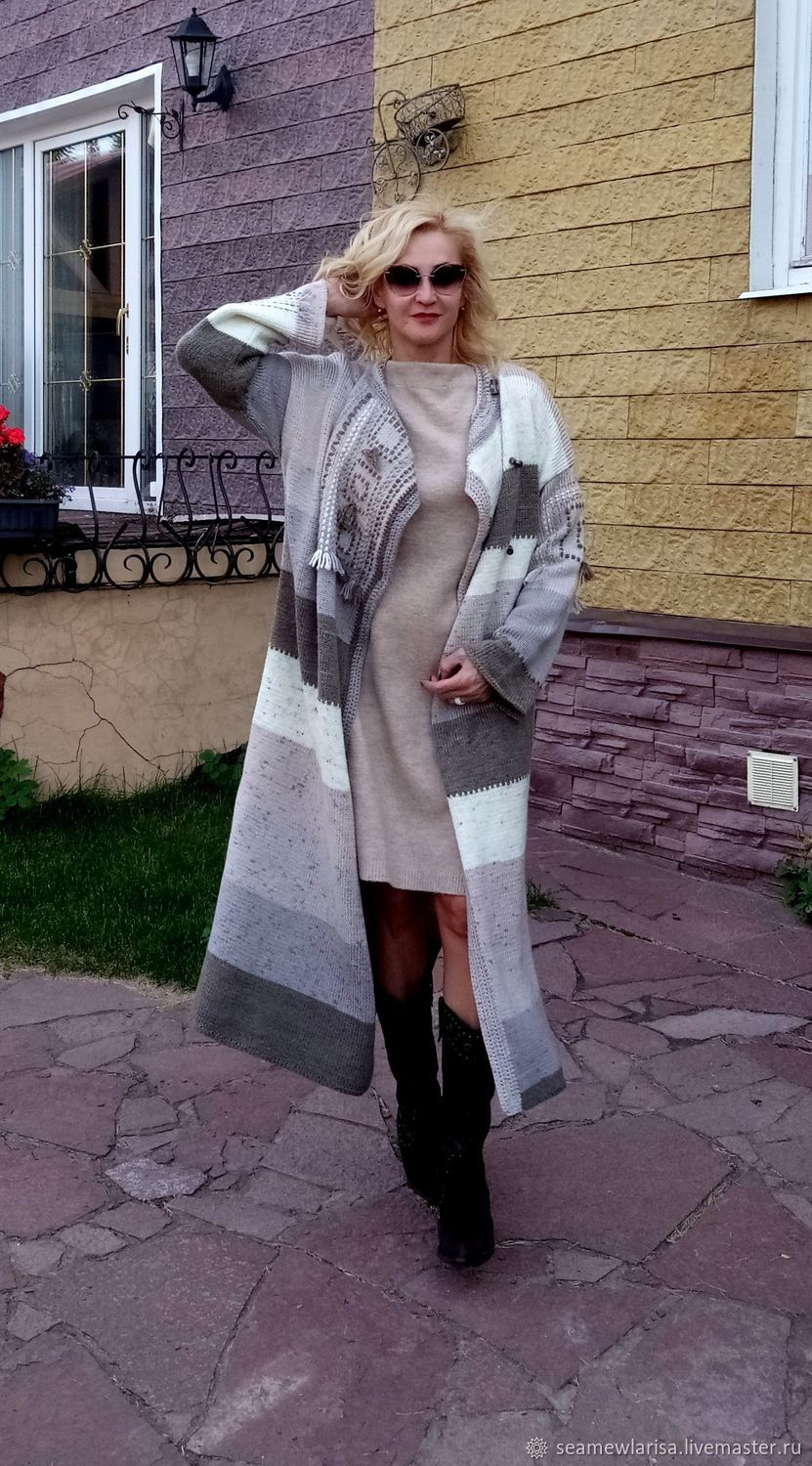 Coat Russian forest Jepsey of the wool, Coats, Sarapul,  Фото №1