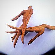 Статуэтки ручной работы. Ярмарка Мастеров - ручная работа Скрещенье рук. Handmade.