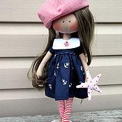 Куклы и игрушки ручной работы. Ярмарка Мастеров - ручная работа Дочь моряка. Handmade.