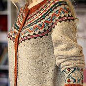 Одежда ручной работы. Ярмарка Мастеров - ручная работа Preppy style - Женская коФточка. Handmade.