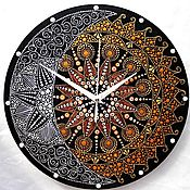 Для дома и интерьера handmade. Livemaster - original item Watch Mandala