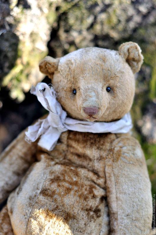 Мишки Тедди ручной работы. Ярмарка Мастеров - ручная работа. Купить Бьерн. Vintage teddy-bear. Handmade. Коричневый, классика