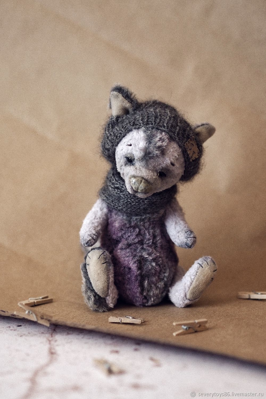 Игрушка волчонок, Тедди Зверята, Ханты-Мансийск,  Фото №1