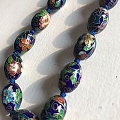 Винтаж handmade. Livemaster - original item Beads vintage