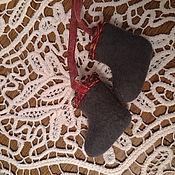 Подарки к праздникам ручной работы. Ярмарка Мастеров - ручная работа Сувенирные валеночки. Handmade.