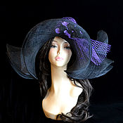Аксессуары handmade. Livemaster - original item Lilac roses. Handmade.