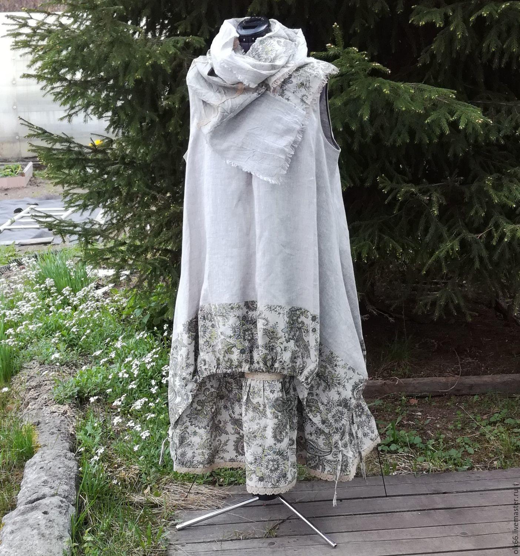 linen clothing, boho style, boho long skirt, linen long skirt, long skirt, skirt podobnikar, lower skirt, summer skirt, large, skirt big size, the skirt is lush, skirt double skirt