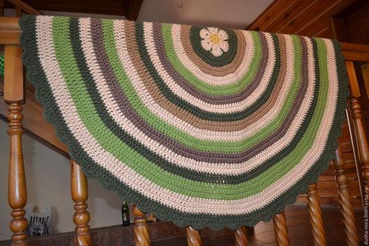 Текстиль, ковры ручной работы. Ярмарка Мастеров - ручная работа. Купить Коврик для дома. Handmade. Коврик ручной работы
