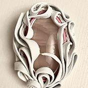 Украшения handmade. Livemaster - original item Rosalia`s brooch. Handmade.