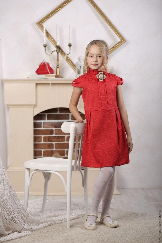 Одежда для девочек, ручной работы. Ярмарка Мастеров - ручная работа. Купить Платье детское для девочки Грация. Handmade. Платье